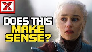 "Season 8 - Episode 5 ""The Bells"" Rant, Trying To Make Sense of this Game of Thrones Nonsense"