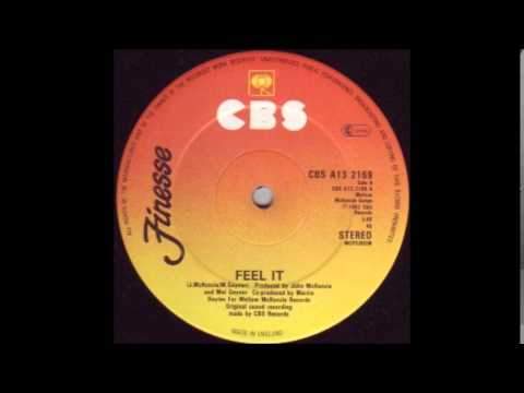 FINESSE - Feel It [12'' Version]