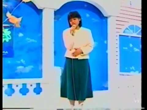 일본인가수 Miho Morikawa (森川美穂) - Kyoshitsu (教室) [srtereo] 1985