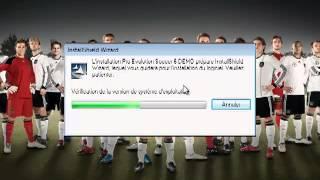 Comment telcharger et installer pes 2006