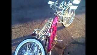 custom schwinn lowrider bike