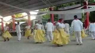 Baile Chiapaneco Región Frailesca