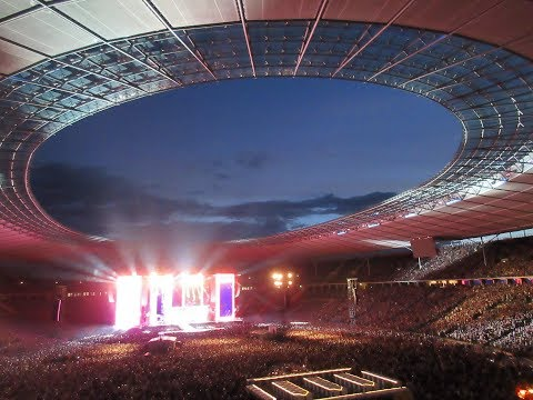 """THE ROLLING STONES """"NOFILTER TOUR 2018"""" @ OLYMPIA STADION BERLIN GERMANY - 22 JUNE 2018"""