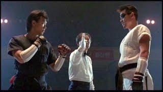Best of the Best Final Fight Tommy Lee Full HD Philip Rhee TKD Tae Kwon Do Karate Martial Arts Korea