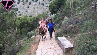 Греция о. Крит Пещера Зевса 2016 #8 Greece island Crete Zeus Cave hotel Lyttos Beach(Лиза была в пещере, где по легенде родился бог Зевс, катались на осликах. Греция о. Крит отель отель Lyttos Beach..., 2016-06-01T11:30:46.000Z)