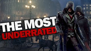 In Defense of Assassins Creed Syndicate