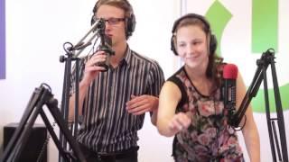 Jazz skolā viesojas vokāliste – Evija Vēbere.