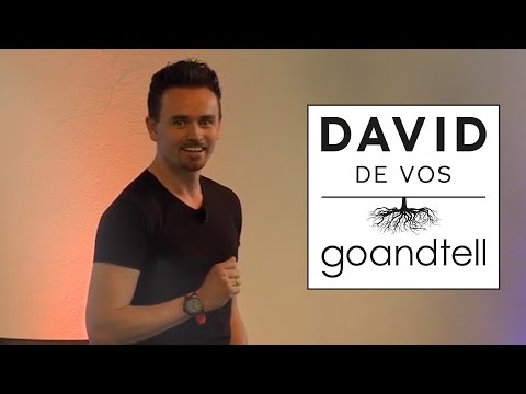 Gods Dreamteam 1/7 | Rooted in the Word | David de Vos