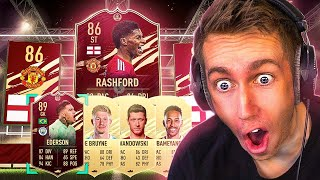 *INSANE PULLS* 1ST FUT CHAMPS REWARDS IN FIFA 21!!! (ULTIMATE TEAM)
