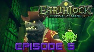 Earthlock: Festival of magic Episode 5 - Frogmire Mansion