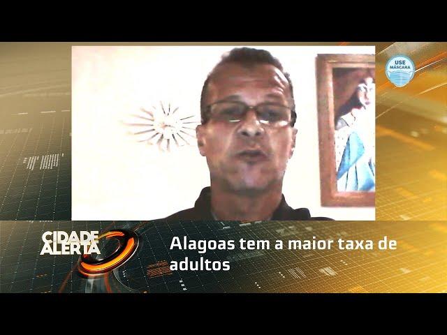 Alagoas tem a maior taxa de adultos considerados sedentários no país