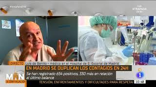 LA PRIMERA MiENTE Y UN DOCTOR LES DEJA EN RIDICULO