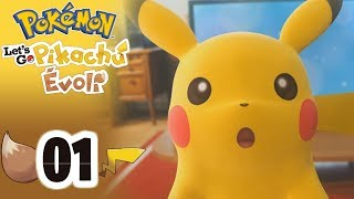 Pokémon Let's Go Pikachu - Le remake de notre enfance ! - Épisode 1 (ft. Phirrux)