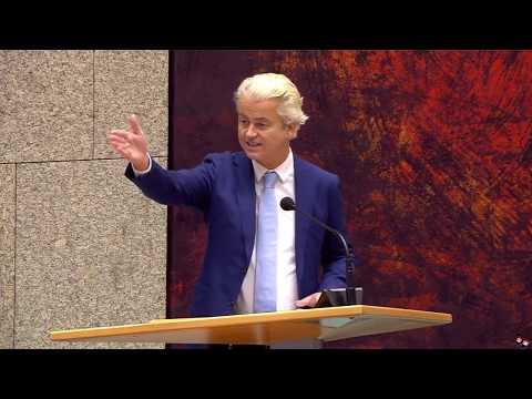 ★ Geert Wilders: 'U bent een grote hypocriet meneer Pechtold!'' ★ 19-09-2018 HD