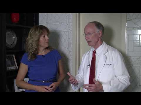 Lynn Brooks talks with Dr. Robert Bentley, Former Alabama Governor