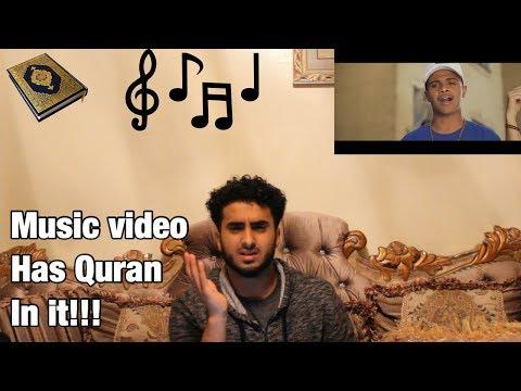 MC Nando e MC Luanzinho Vem Dançando Video Reaction (الأغنية التي أسائت للإسلام و للقرآن الكريم)