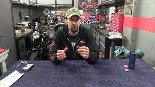 """Delboy's Garage, """"Monimoto Motorcycle Tracker"""""""