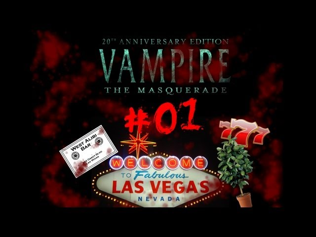 ► Viva Las Vegas #01 - Vampire:The Masquerade Live Rollenspiel