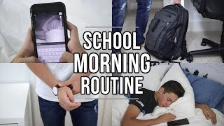 SCHOOL MORNING ROUTINE FOR 2017-2018!