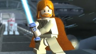 LEGO Star Wars: The Complete Saga - Episode II: Attack of the Clones (Super Story Walkthrough)