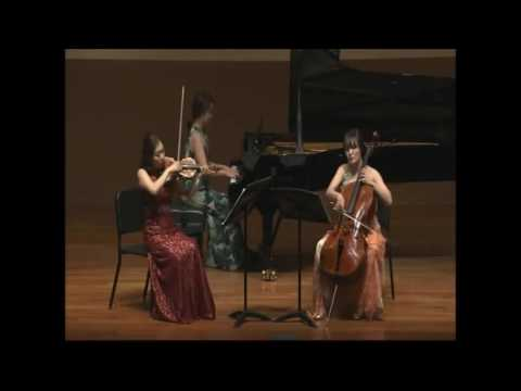 Ensemble Balbam plays Mendelssohn Piano Trio Op.66