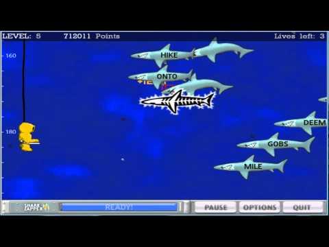 Let's Play Typer Shark (Expert Difficulty)
