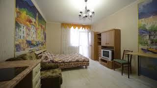 Квартира посуточно Киев: Видеообзор недорогой квартиры-студии возле метро Васильковская