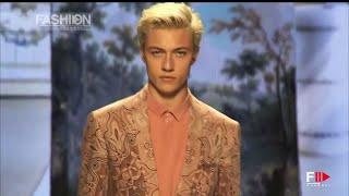ETRO Menswear Spring Summer 2016 Milan by Fashion Channel