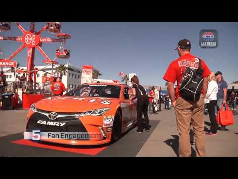 LVMS - Top 10 Things to do at NASCAR Weekend