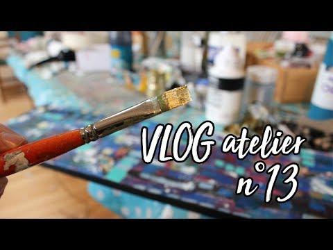 VLOGatelier N°13 : Bateaux, Cabanes Et Sosie En Italie.