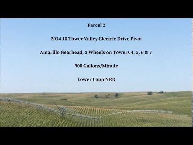 Blackdirt Sherman County Farmland Auction