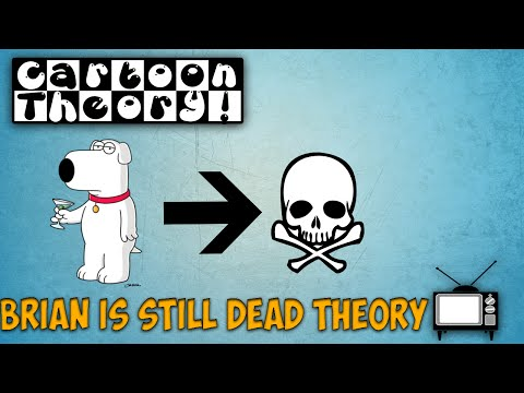 BRIAN IS STILL DEAD ON FAMILY GUY!! | Original Theory