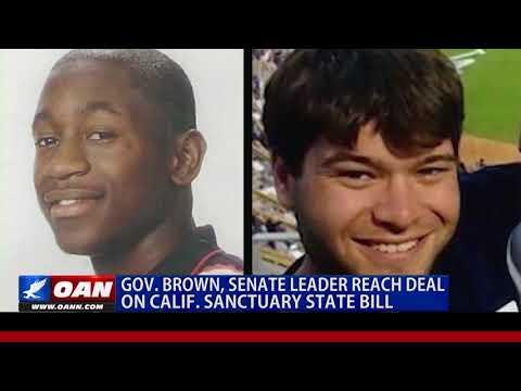 Gov. Brown, Senate Leader Reach Deal On Calif. Sanctuary State Bill