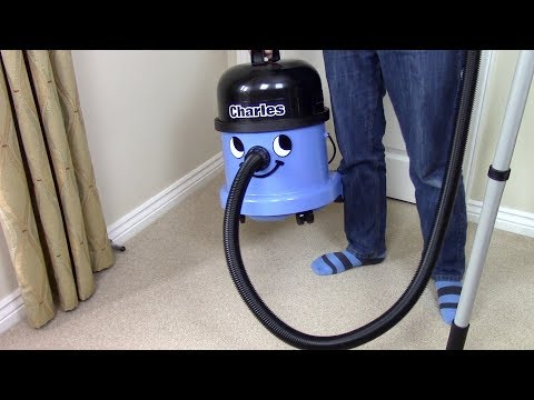 Numatic Charles Wet U0026 Dry Vacuum Cleaner Unboxing U0026 First Look