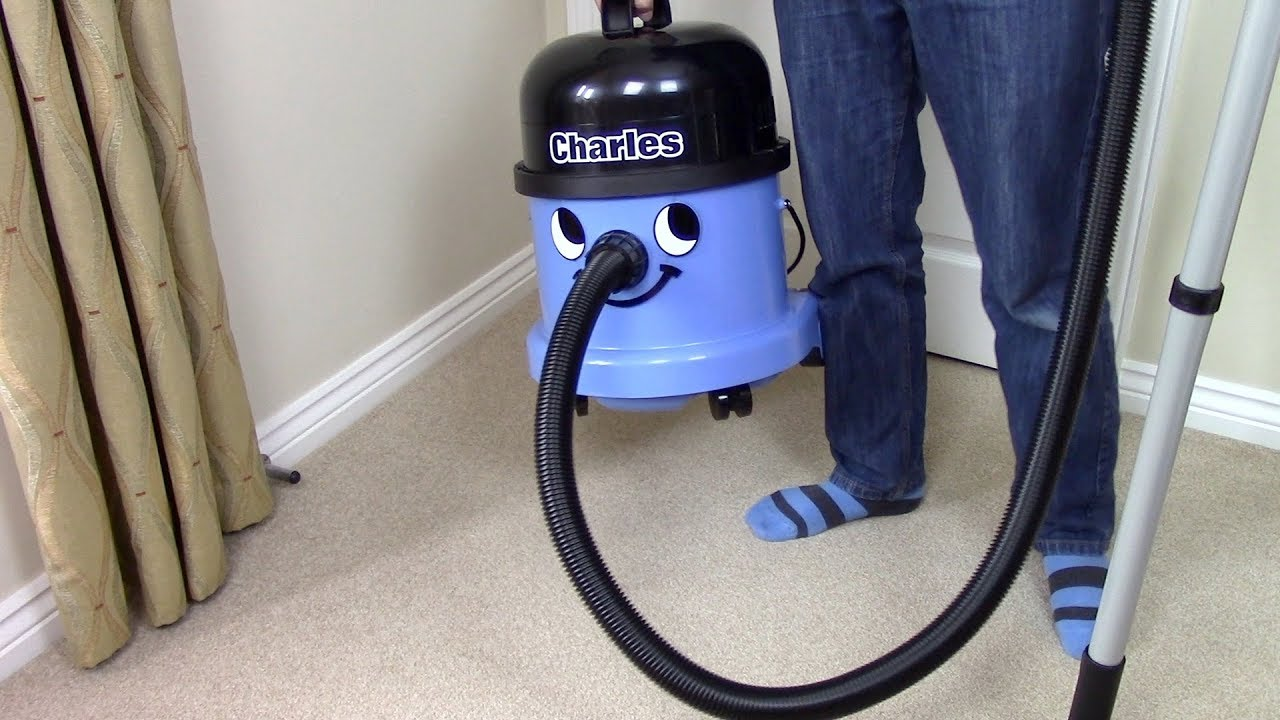 ed4bccd54f8 Numatic Charles Wet   Dry Vacuum Cleaner Unboxing   First Look - YouTube
