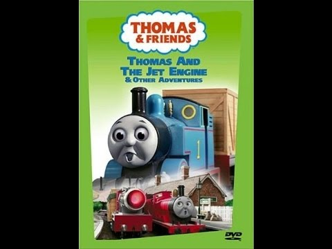 Thomas and the Jet Engine (With added segments from the CGI series)
