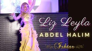 Bellydancer Liz Leyla in Dubai - Ishtar Congress