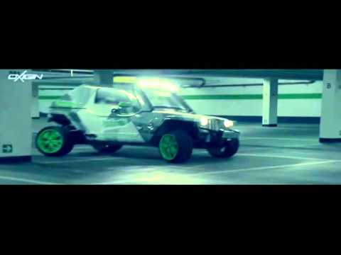 Quadix Buggy Umbau - Oxigin publicity offiziell VIDEO HD
