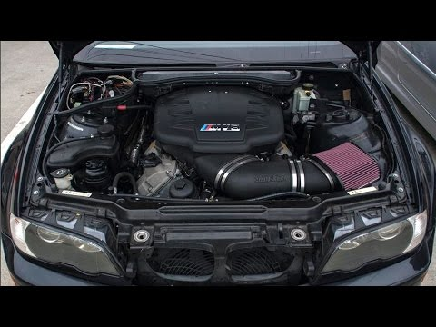 Technica Motorsports S65 V8-Swapped BMW E46 M3 - One Take ...