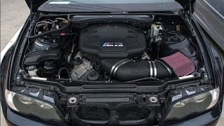 Technica Motorsports S65 V8-Swapped BMW E46 M3 - One Take