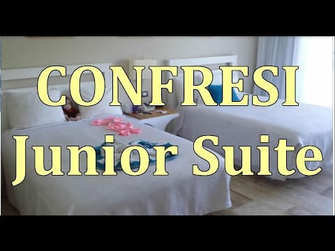 Cofresi Junior Suite Room Walkthrough Palm Beach Spa Resort Hotel Puerto Plata Dominican Republic