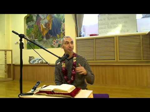 Шримад Бхагаватам 3.12.1-2 - Дамодара Пандит прабху