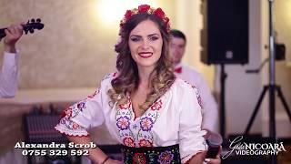 ALEXANDRA SCROB - COLAJ BIHOR LIVE    TRECUT-O BADITA SESU   ARDELEANCA-S, BINE-MI SEDE