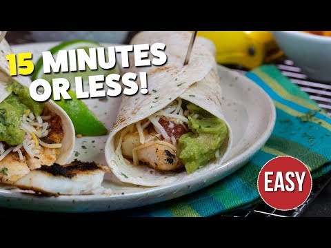 Easy & Delicious Southwestern FISH Tacos