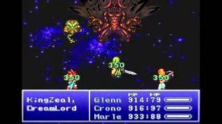 Chrono Trigger: Flames of Eternity Final Bosses + Ending Part II