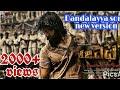 Dandalayya Song Rocking Star Yash Vesion