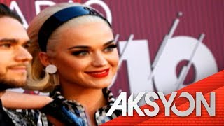 Katy Perry, handa nang makatrabaho si Taylor Swift