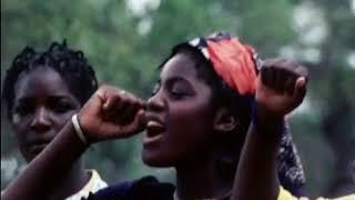 A luta por Angola vista do lado da UNITA - 1984 (Imagens da RTP)