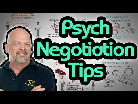 8 Best Psychological Negotiation Tactics and Strategies - Ho