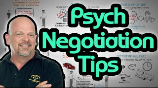 8 best psychological negotiation tactics and strategies   how to haggle